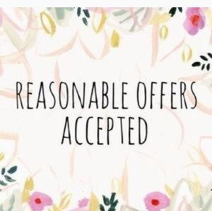 Reasonable Offer Accepted